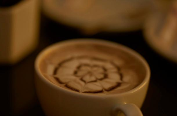 Austrian Sacher and Latte Art - photo 9